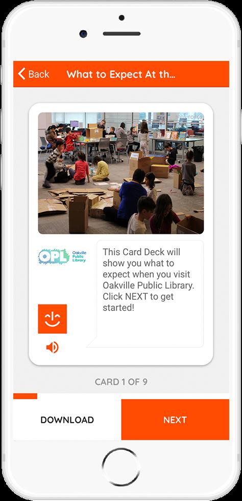 Oakville Public Library Card 1