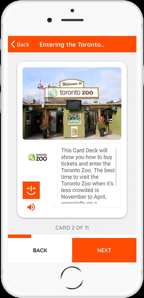 Toronto Zoo Card 3